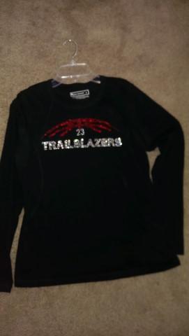 TRAILBLAZER BLING SHIRT 1