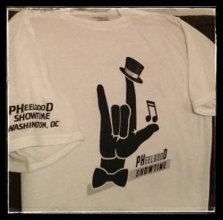 PHeelGood Showtime Shirt