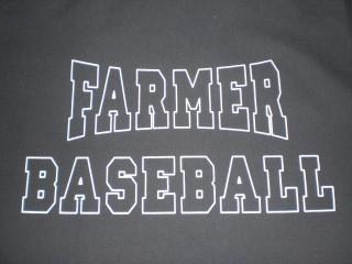 W1 LHS OUTLINE FARMER BASEBALL