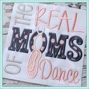 THE REAL MOMS OF DANCE