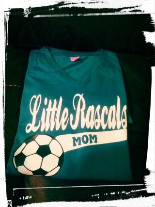 LITTLE RASCALS MOM SHIRT