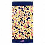 FLORAL BEACH BEACH TOWEL