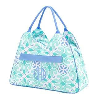 SEA TILE BEACH BAG
