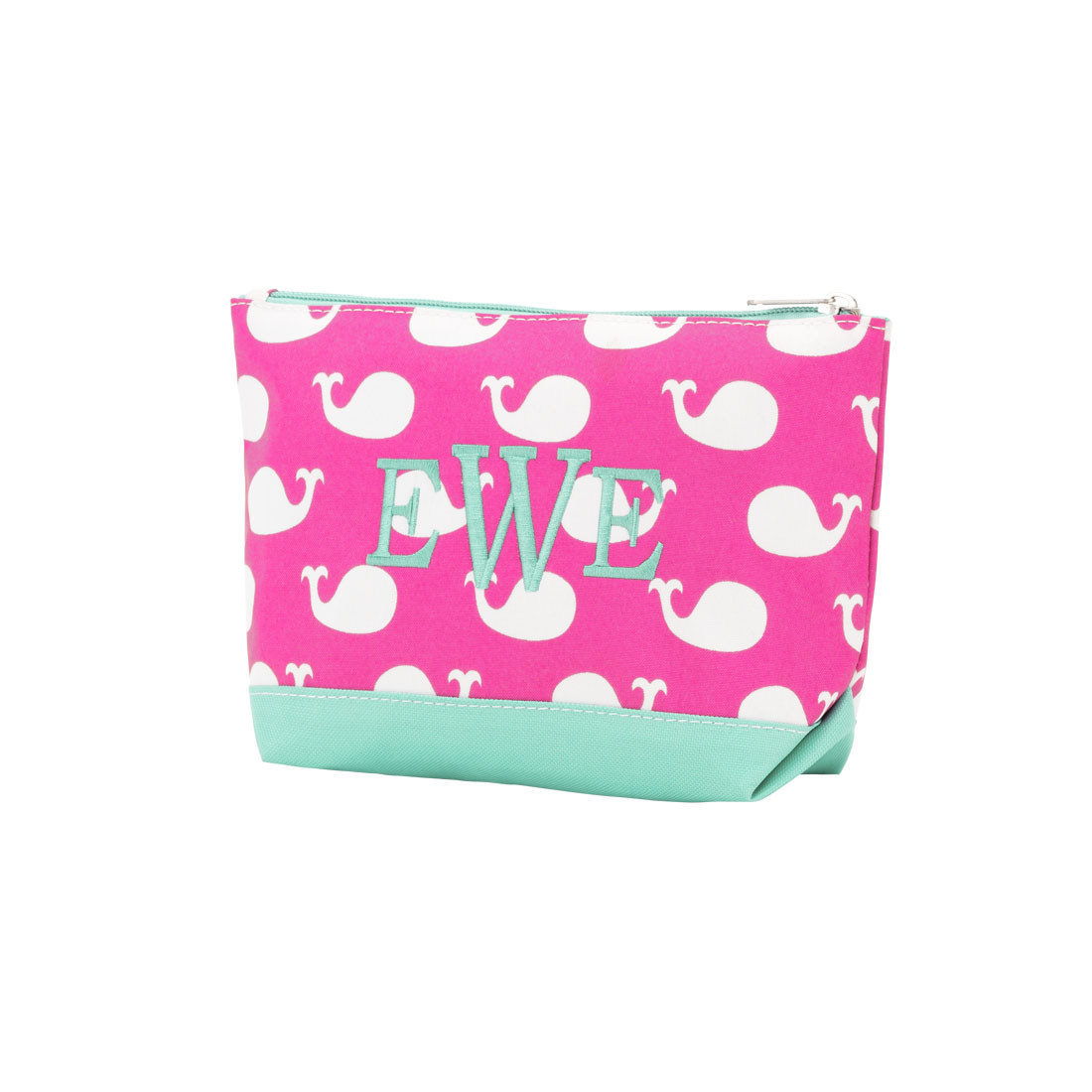 PINK WHALE ACCESSORY BAG