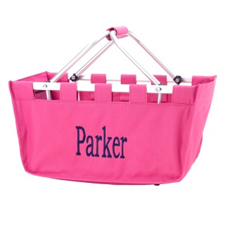 MARKET TOTE HOT PINK