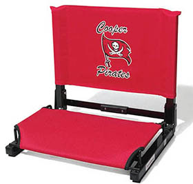 "PERSONALIZED PATENTED ""STADIUM CHAIR"""