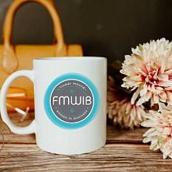 FMWIB COFFEE TALK MUG