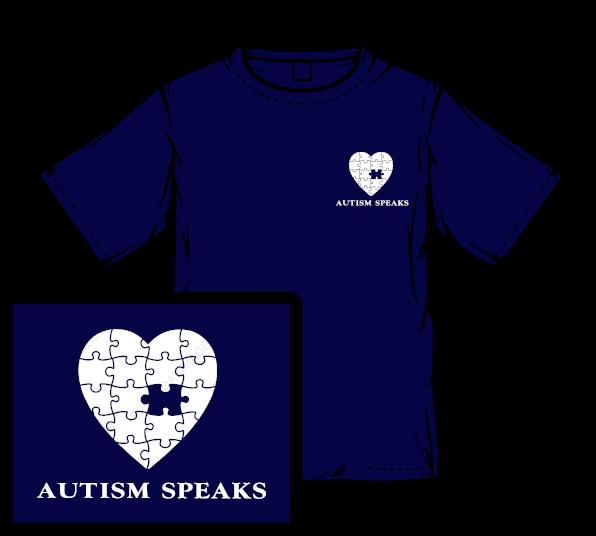 Autism Shirts customized