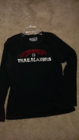 TRAILBLAZER BLING SHIRT 1