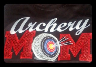 Archery Mom shirt