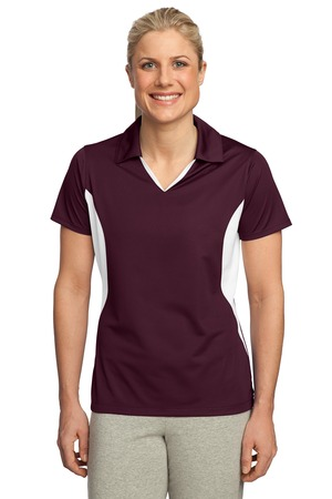 LHS LADIES EMBROIDERED POLO