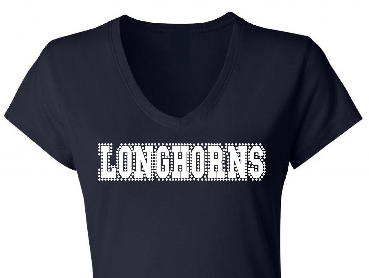 LONGHORN MULTI DECORATION SHIRT