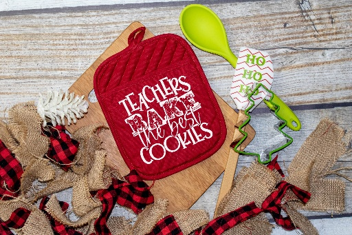 Holiday Kitchen Decor Teachers Bake th Best Cookies