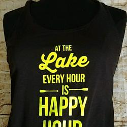 LAKE HAPPY HOUR TANK