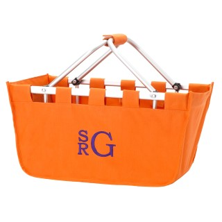 ORANGE MARKET TOTE MINI