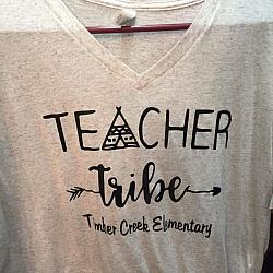 #6051 TEACHER TRIBE