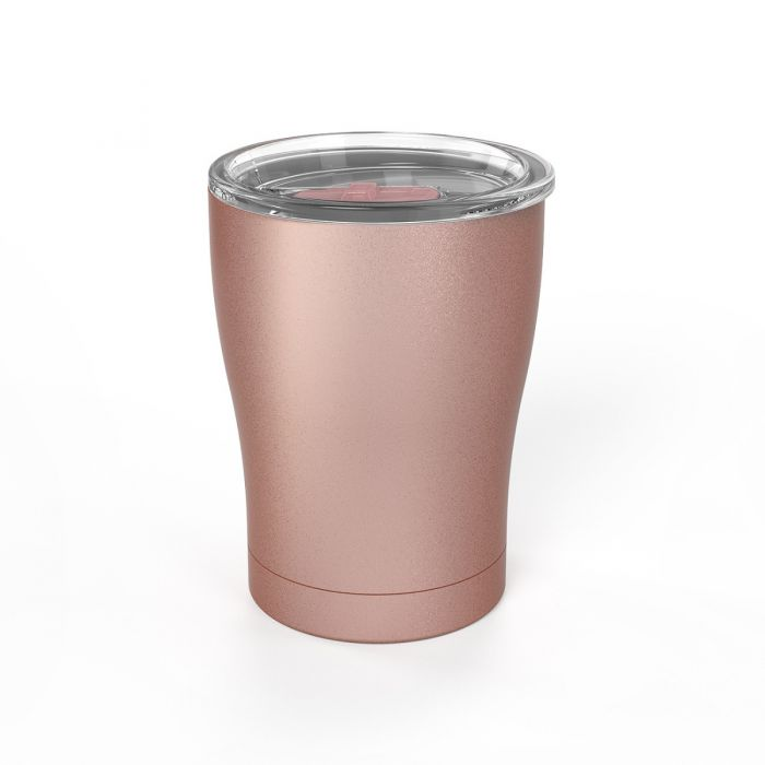 ROSE GOLD 12 OZ TUMBLER