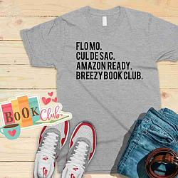 BREEZY BOOK CLUB SHIRT